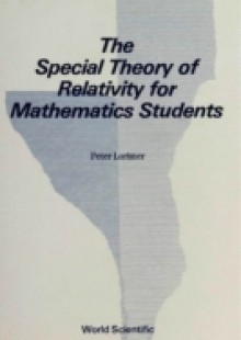 Обложка книги  - Special Theory Of Relativity For Mathematics Students, The
