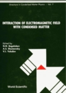 Обложка книги  - Interaction Of Electromagnetic Field With Condensed Matter