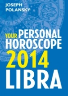 Обложка книги  - Libra 2014: Your Personal Horoscope