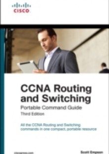 Обложка книги  - CCNA Routing and Switching Portable Command Guide