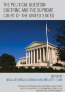 Обложка книги  - Political Question Doctrine and the Supreme Court of the United States