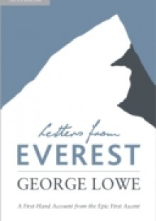 Обложка книги  - Letters From Everest