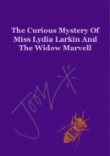 Обложка книги  - Curious Mystery Of Miss Lydia Larkin And The Widow Marvell