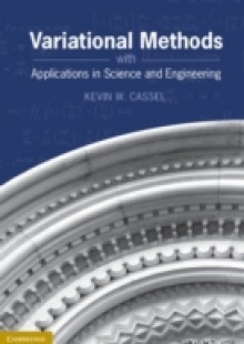 Обложка книги  - Variational Methods with Applications in Science and Engineering