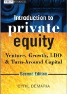 Обложка книги  - Introduction to Private Equity