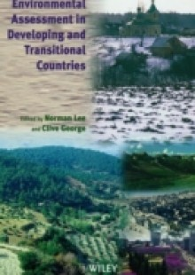 Обложка книги  - Environmental Assessment in Developing and Transitional Countries
