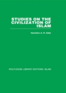 Обложка книги  - Studies on the Civilization of Islam