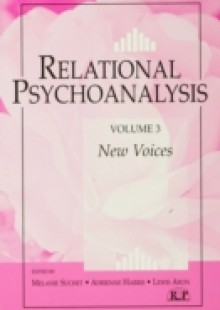 Обложка книги  - Relational Psychoanalysis, Volume 3