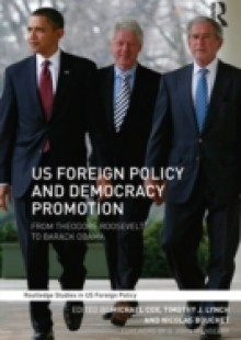 Обложка книги  - US Foreign Policy and Democracy Promotion