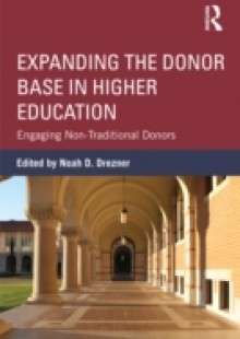 Обложка книги  - Expanding the Donor Base in Higher Education