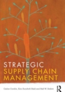 Обложка книги  - Strategic Supply Chain Management