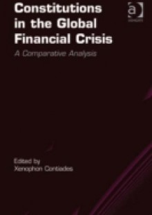 Обложка книги  - Constitutions in the Global Financial Crisis