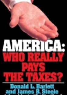 Обложка книги  - America: Who Really Pays the Taxes?