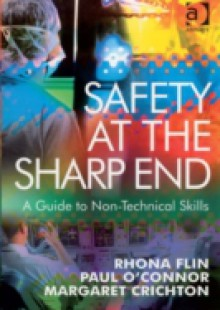 Обложка книги  - Safety at the Sharp End