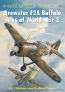 Обложка книги  - Brewster F2A Buffalo Aces of World War 2