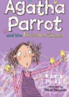 Обложка книги  - Agatha Parrot and the Thirteenth Chicken