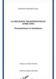 Обложка книги  - Religion traditionnelle africaine la
