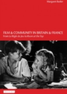 Обложка книги  - Film and Community in Britain and France