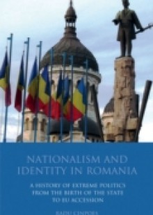 Обложка книги  - Nationalism and Identity in Romania