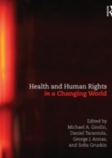 Обложка книги  - Health and Human Rights in a Changing World