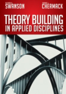 Обложка книги  - Theory Building in Applied Disciplines