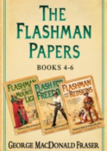 Обложка книги  - Flashman Papers 3-Book Collection 2