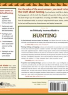 Обложка книги  - Politically Incorrect Guide to Hunting