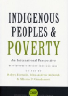 Обложка книги  - Indigenous Peoples and Poverty
