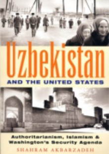 Обложка книги  - Uzbekistan and the United States
