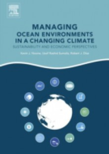 Обложка книги  - Managing Ocean Environments in a Changing Climate