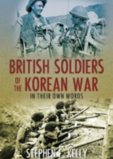 Обложка книги  - British Soldiers of the Korean War