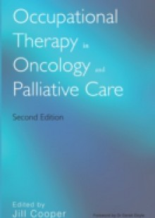 Обложка книги  - Occupational Therapy in Oncology and Palliative Care