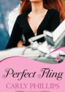 Обложка книги  - Perfect Fling: Serendipity's Finest Book 2