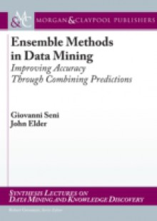 Обложка книги  - Ensemble Methods in Data Mining