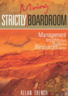 Обложка книги  - Strictly (Mining) Boardroom