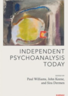 Обложка книги  - Independent Psychoanalysis Today