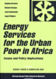 Обложка книги  - Energy Services for the Urban Poor in Africa