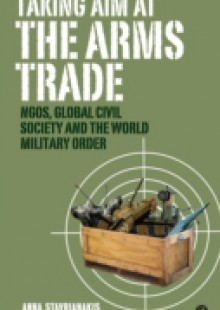 Обложка книги  - Taking Aim at the Arms Trade