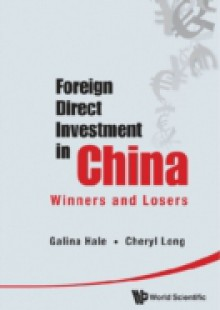 Обложка книги  - Foreign Direct Investment In China: Winners And Losers