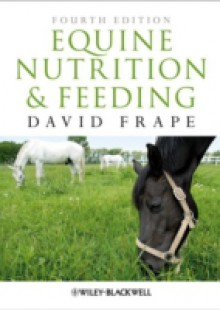 Обложка книги  - Equine Nutrition and Feeding