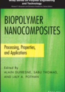 Обложка книги  - Biopolymer Nanocomposites