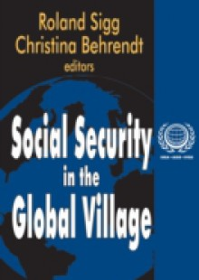 Обложка книги  - Social Security in the Global Village