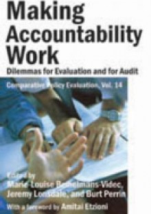 Обложка книги  - Making Accountability Work