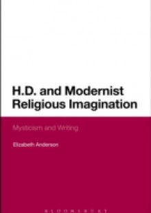 Обложка книги  - H.D. and Modernist Religious Imagination