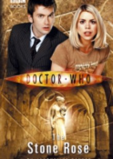 Обложка книги  - Doctor Who: The Stone Rose
