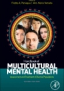 Обложка книги  - Handbook of Multicultural Mental Health