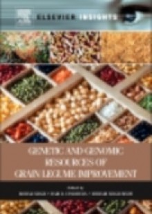 Обложка книги  - Genetic and Genomic Resources of Grain Legume Improvement