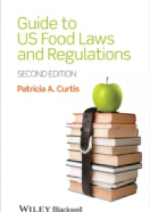 Обложка книги  - Guide to US Food Laws and Regulations