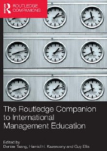 Обложка книги  - Routledge Companion to International Management Education