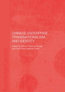 Обложка книги  - Chinese Enterprise, Transnationalism and Identity